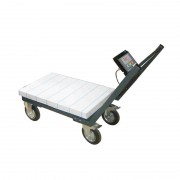 Scales trolley